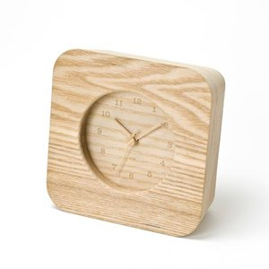 Lemnos レムノス 置き時計 cake HIL10-18|cecicela