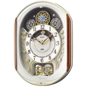 からくり時計ウエーブシンフォニー RE562H セイコー SEIKO電波時計