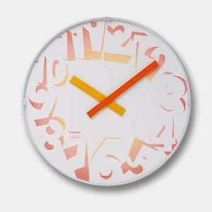 Lemnosレムノス掛け時計 SPREAD CLOCK BRIGHT SPL08-12 φ320|cecicela