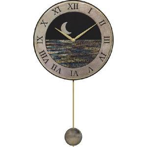 振り子時計 アントニオ・ザッカレラ 陶器 ZC181-004 掛け時計 送料無料 掛け時計 お洒落 ギフト|cecicela