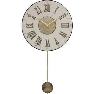 振り子時計 アントニオ・ザッカレラ 陶器  ZC182-003 掛け時計 送料無料 掛け時計 お洒落 ギフト|cecicela