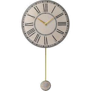 振り子時計 アントニオ・ザッカレラ 陶器  Antonio Zaccarella  ZC910-003 掛け時計 送料無料 お洒落 ギフト 壁掛け時計|cecicela