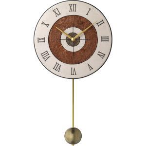 振り子時計 アントニオ・ザッカレラ 陶器 Antonio Zaccarella  ZC911-003 掛け時計 送料無料 お洒落 ギフト 壁掛け時計|cecicela