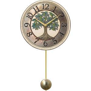 振り子時計 ザッカレラZ946  アントニオ・ザッカレラ 陶器  ZC946-005 送料無料 お洒落 ギフト 壁掛け時計|cecicela