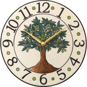 掛け時計 ザッカレラZ948  アントニオ・ザッカレラ 陶器  ZC948-003 送料無料 お洒落 ギフト 壁掛け時計|cecicela
