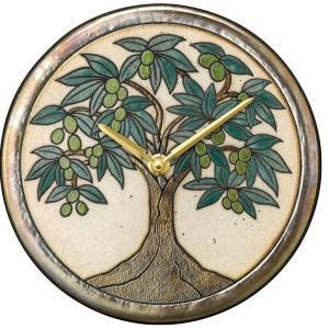 掛け時計 ザッカレラZ954  アントニオ・ザッカレラ 陶器  ZC954-005 送料無料 お洒落 ギフト 壁掛け時計|cecicela