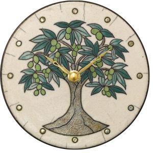 置き掛け兼用時計 ザッカレラZ960  アントニオ・ザッカレラ 陶器  ZC960-003 送料無料 お洒落 ギフト 壁掛け時計|cecicela