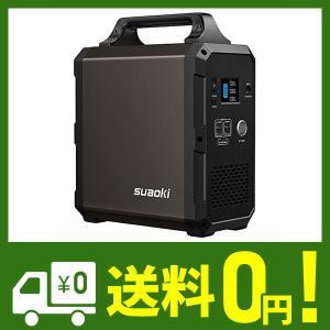 suaoki ポータブル電源 G1200 332000mAh/1200Wh AC1000W(瞬間最大...