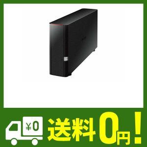 BUFFALO NAS スマホ/タブレット/PC対応 ネットワークHDD 3TB LS210D030...