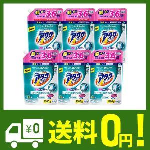 【ケース販売】ウルトラアタックNeo 洗濯洗剤 濃縮液体 詰替用 大容量 1300g(3.6倍分)×...