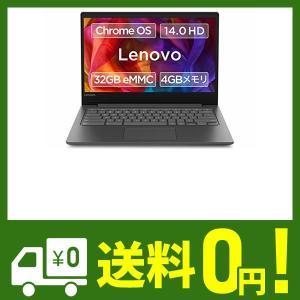 Chromebook クロームブック Lenovo ノートパソコン 14.1型HD液晶 英語キーボー...