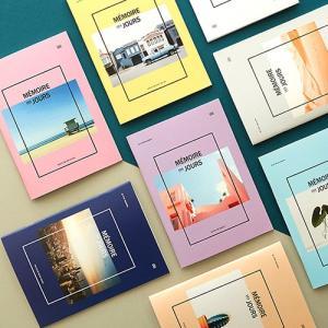 かわいいデザインの表紙は コーティング加工して丈夫  100g上質紙の裏写りしにくいからストレスなく...