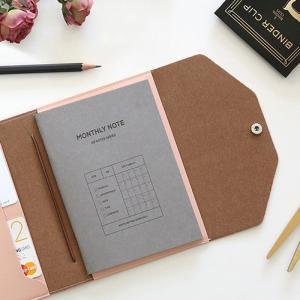 ノートパッド メモ帳 Funnymade Hello I am Pocket Note - A6 ス...