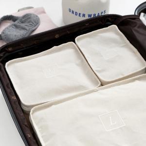 お得なトラベルポーチセット 旅行用品 ithinkso RAW WEAR BOX SET インナーバッグ トラベルバッグ セット 整理 旅行用品 トラベルケース 衣類収納 海外旅行