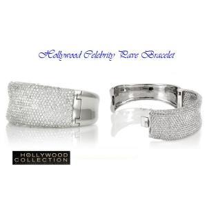 ブライダル ブレスレット ダイヤモンド マイクロパヴェ マライア キャリー コレクション|celeb-cz-jewelry|05