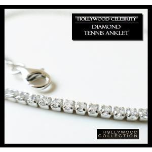 アンクレット レディース ダイヤモンド テニスアンクレット ジェニファー ロペス コレクション|celeb-cz-jewelry|07