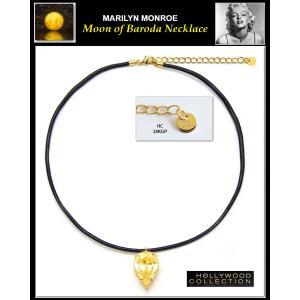 伝説の「バローダの月」ネックレス マリリン モンロー ブライダル 記念日 パーティ イエローダイヤモンド ティアドロップ チョーカー|celeb-cz-jewelry|04