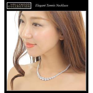ネックレス ダイヤモンド テニスネックレス ペネロペ クルス アカデミー賞 コレクション|celeb-cz-jewelry|04