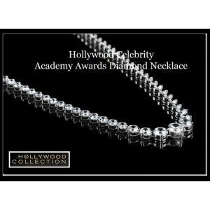 ネックレス ダイヤモンド テニスネックレス ペネロペ クルス アカデミー賞 コレクション|celeb-cz-jewelry|05