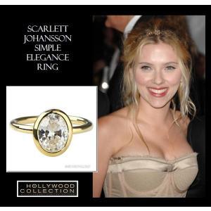 リング ダイヤモンド 14金 セレブの指輪 スカーレット ヨハンソン コレクション celeb-cz-jewelry 02