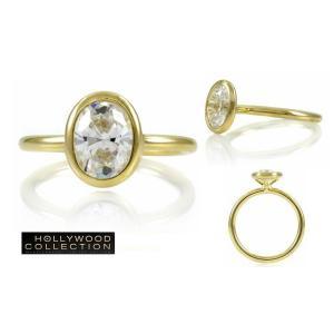 リング ダイヤモンド 14金 セレブの指輪 スカーレット ヨハンソン コレクション celeb-cz-jewelry 03