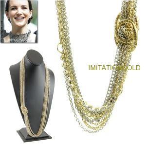 ネックレス ロング ゴールド チェーン USA InStyle誌 雑誌掲載 celeb-cz-jewelry