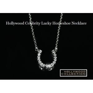 ネックレス 馬蹄 幸運 パヴェ サラ ジェシカ パーカー コレクション|celeb-cz-jewelry|02