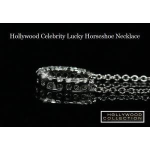 ネックレス 馬蹄 幸運 パヴェ サラ ジェシカ パーカー コレクション|celeb-cz-jewelry|04