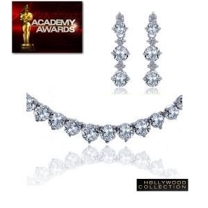 ネックレス セット ダイヤモンド ブライダル テニスネックレス ペネロペ クルス コレクション celeb-cz-jewelry 05