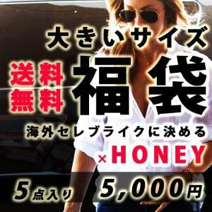 福袋 大きいサイズ福袋 5点入りで 5,000円の超ハッピーバッグ 大きいサイズレディース|celeb-honey
