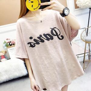 大きいサイズ レディース 半袖 ドロショル ビックデザイン Tシャツ英字ロゴ PARIS/大きいサイズ レディース  40代 50代 30代 春夏 2019ss(取寄)|celeb-honey