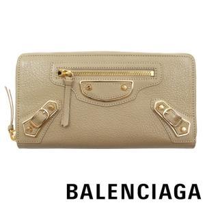 BALENCIAGA/バレンシアガのラウンドファスナー長財布!  ■型番:390187 2901  ...