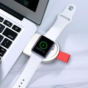 PCやUSB-AC充電器に直接挿して「Apple Watch」を充電! 小型でケーブルが無いので、キ...