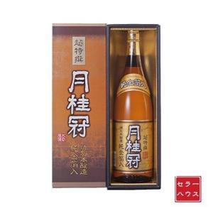 やや濃醇 やや辛口 月桂冠 超特撰 特別本醸造 純金箔入 1.8L|cellar-house