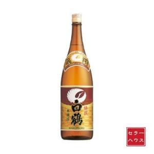 やや濃醇 やや辛口 香り豊か 特撰 白鶴 飛翔 瓶 1.8L|cellar-house
