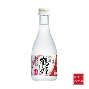 日本酒 300ml 吟醸 淡麗やや甘口 低カロリー 特撰 白鶴 鶴姫 瓶 1ケース(12本入り) |cellar-house