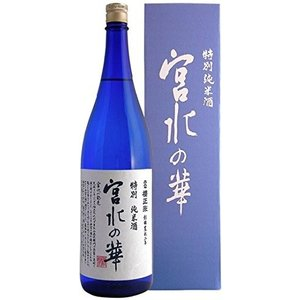 日本酒 1800ml 純米酒 淡麗やや辛口 スッキリ なめらか 櫻正宗 特別純米 宮水の華|cellar-house