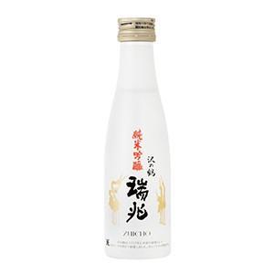 日本酒 180ml 【1ケース(20本)】純米吟醸 淡麗辛口 フルーティー 穏やか 沢の鶴 特撰純米吟醸「瑞兆」|cellar-house
