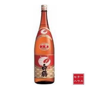 日本酒 1800ml さらりと 深い 上撰 白鶴 瓶|cellar-house