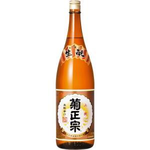 日本酒 1800ml 淡麗辛口 キレ すっきり 菊正宗 上撰 生もと造り 本醸造|cellar-house