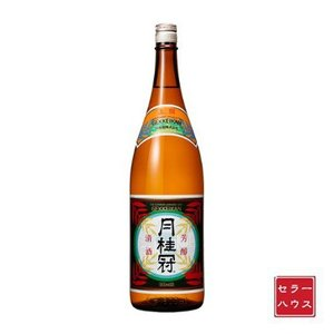日本酒 1800ml まろやか 月桂冠 上撰|cellar-house