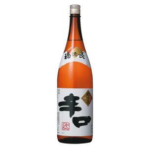 日本酒 1800ml 淡麗辛口 口あたり 飲みごたえ 福徳長 上撰辛口|cellar-house