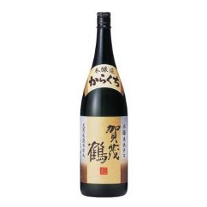 日本酒 本醸造 1800ml 淡麗辛口 芳醇 キレ 賀茂鶴 本醸造辛口|cellar-house
