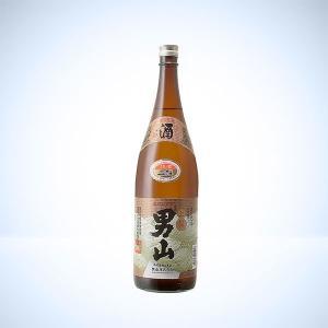 日本酒 1800ml 淡麗やや甘口 まろやか 男山 上撰|cellar-house