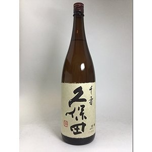 日本酒 1800ml 吟醸 淡麗やや辛口 穏やか 久保田 千寿|cellar-house