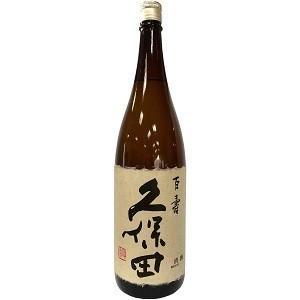 日本酒 本醸造 720ml 淡麗やや辛口 穏やか 久保田 百寿 特別本醸造|cellar-house