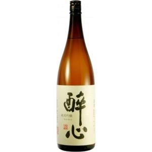 お酒 日本酒 1800ml 純米吟醸 淡麗辛口 上品 なめらか 醉心 稲穂|cellar-house