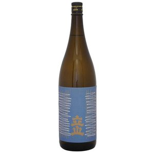 日本酒 本醸造 1,800ml 淡麗辛口 上品 コク 銀嶺立山 特別本醸造|cellar-house
