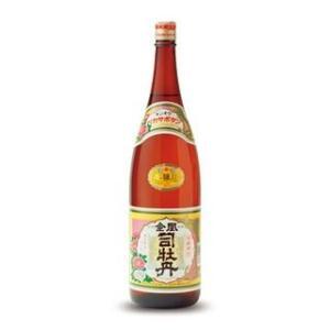 日本酒 本醸造 1800ml 淡麗辛口 晴れやか 膨らみ 司牡丹 上撰金鳳本醸造|cellar-house