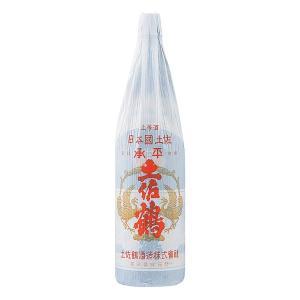 日本酒 1800ml 淡麗やや辛口 軽快 承平土佐鶴|cellar-house